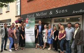 Pride of Andover Awards launch