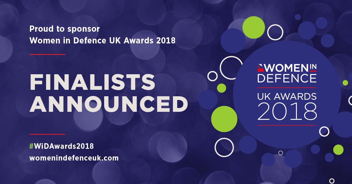 WID UK Finalists