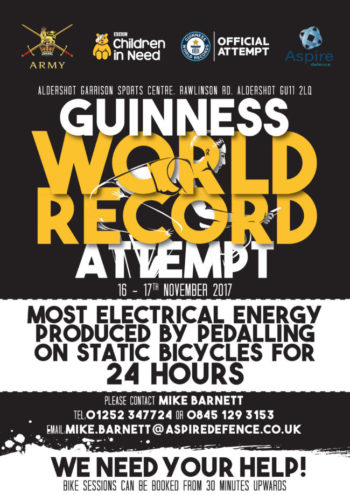 Adsl Guinness World Record Attempt Aspire Defence Services Limited