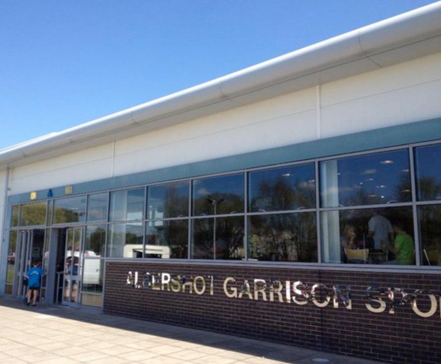 Contact aldershot sports centre aspire defence services limited for Aldershot swimming pool burlington