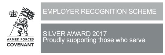 Adsl Receives Employer Recognition Scheme Award 2017 Aspire Defence Services Limited