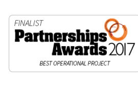 Partnership Awards Finalist 2017