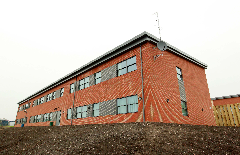 New RHQ Larkhill