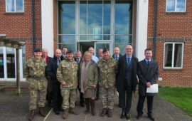Wiltshire Council visit - group