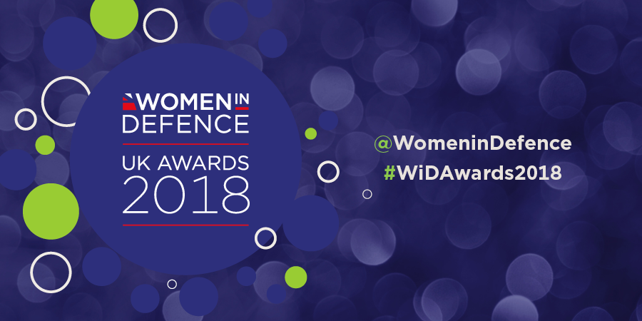 Women in Defence UK Awards 2018